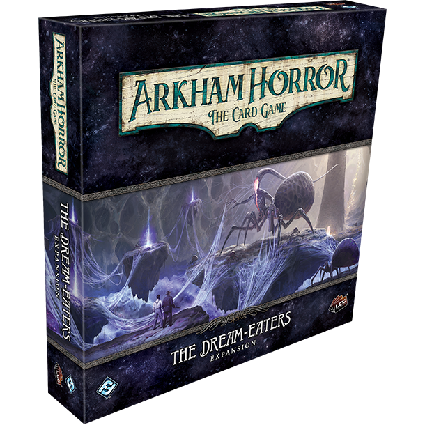 Arkham Horror LCG: The Dream-Eaters - EN