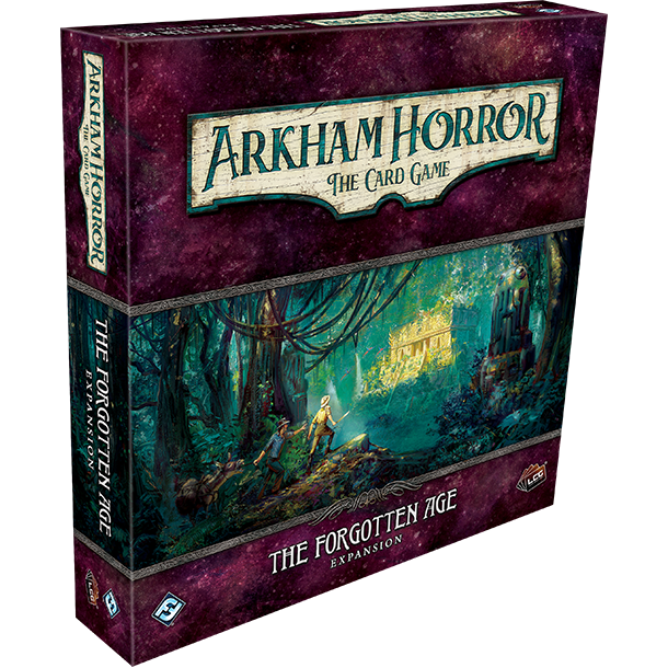 Arkham Horror LCG: The Forgotten Age Deluxe - EN