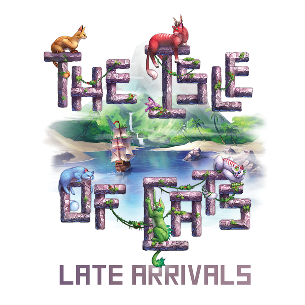 The Isle of Cats: Late Arrivals Expansion - EN