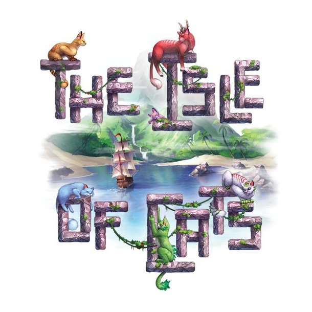 The Isle of Cats - EN
