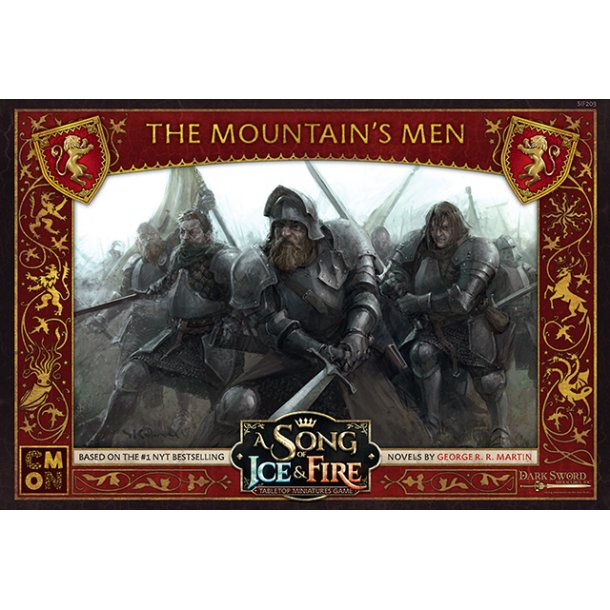 A Song Of Ice And Fire: The Mountain´s Men - EN