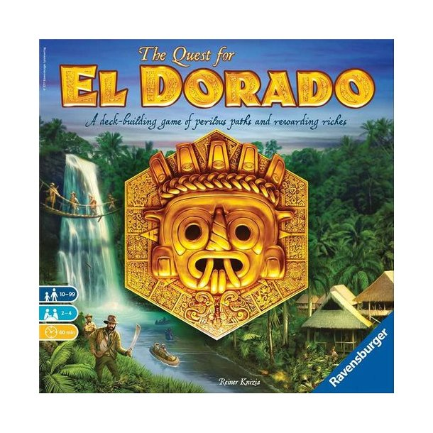 The Quest for El Dorado (EN)