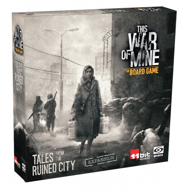 This War of Mine: Tales From the Ruined City - EN