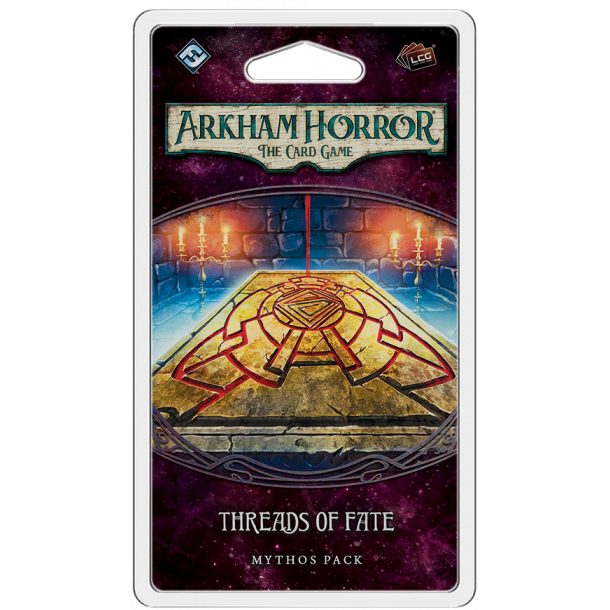 Arkham Horror LCG: Threads of Fate - EN