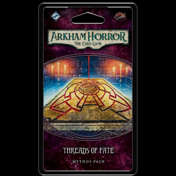 Arkham Horror LCG: Threads of Fate - EN
