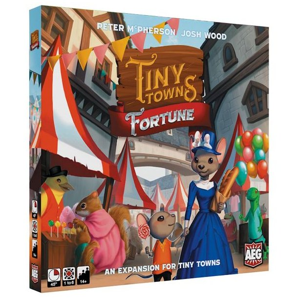 Tiny Towns: Fortune - EN