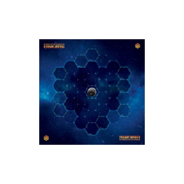Twilight Imperium 4th Ed. - Galactic Gamemat