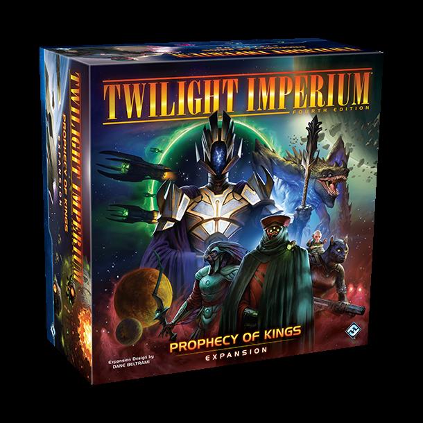 Twilight Imperium: Prophecy of Kings - EN