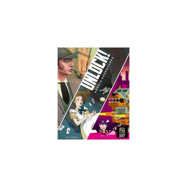 Unlock 5! - Heroic Adventures - EN