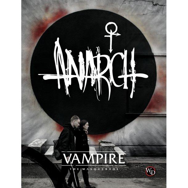Vampire: The Masquerade - Anarch Supplement - EN