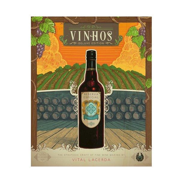 Vinhos Deluxe Edition - EN