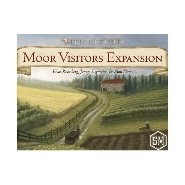 Viticulture: Moor Visitors Expansion - EN