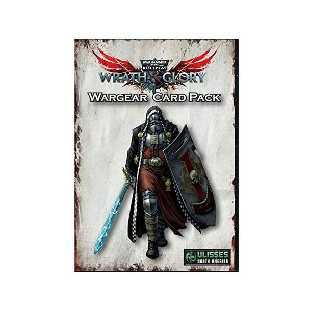 Wrath & Glory: Wargear Card Pack - EN