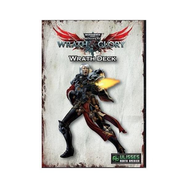 Wrath & Glory: Wrath Deck - EN
