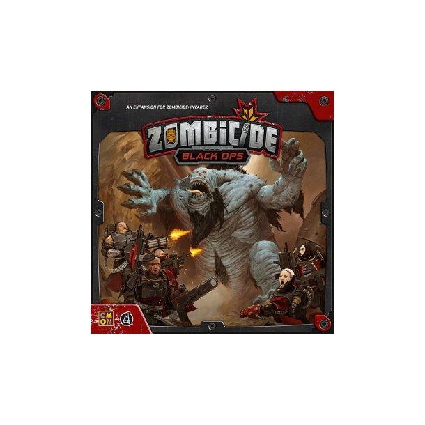 Zombicide: Invader - Black Ops - EN