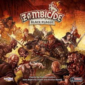 Zombicide: Black Plague - EN