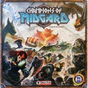 Champions of Midgard - EN