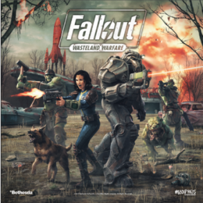 Fallout: Wasteland Warfare - EN