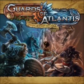 Guards of Atlantis: Tabletop MOBA - EN