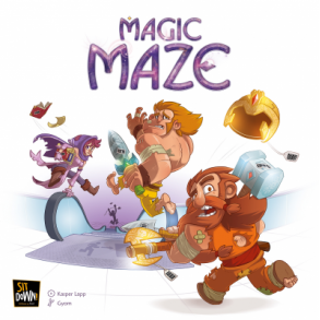 Magic Maze - EN/Nordic
