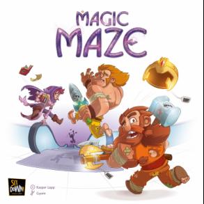 Magic Maze - EN/Nordic