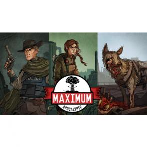 Maximum Apocalypse - EN