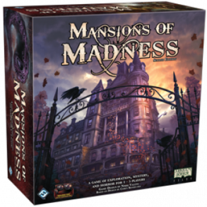 Mansions of Madness 2nd Edition - EN