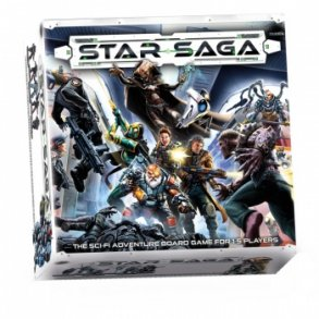 Star Saga: The Eiras Contract - EN