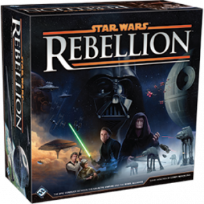 Star Wars: Rebellion Board Game - EN
