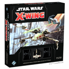 Star Wars X - Wing 2nd Edition - EN
