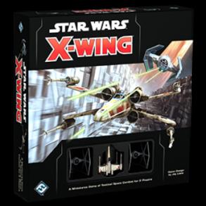 Star Wars X - Wing 2nd Edition - EN