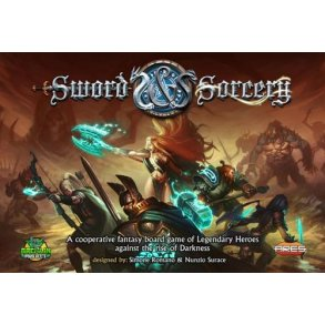 Sword & Sorcery Immortal Souls - EN