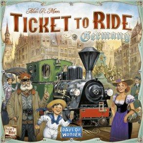 Ticket to Ride - EN