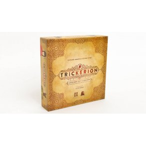 Trickerion: Legends of Illusion - EN