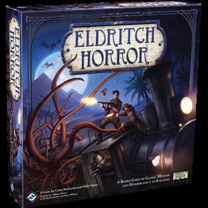 Eldritch Horror - EN
