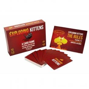 Exploding Kittens - EN