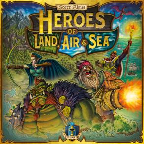 Heroes of Land, Air & Sea - EN