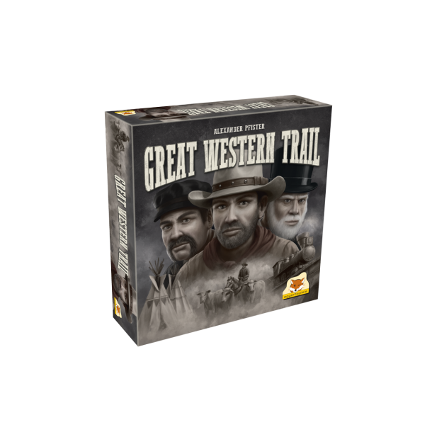 Great Western Trail - EN
