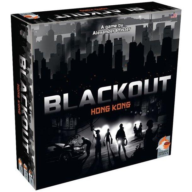 Blackout: Hong Kong - EN